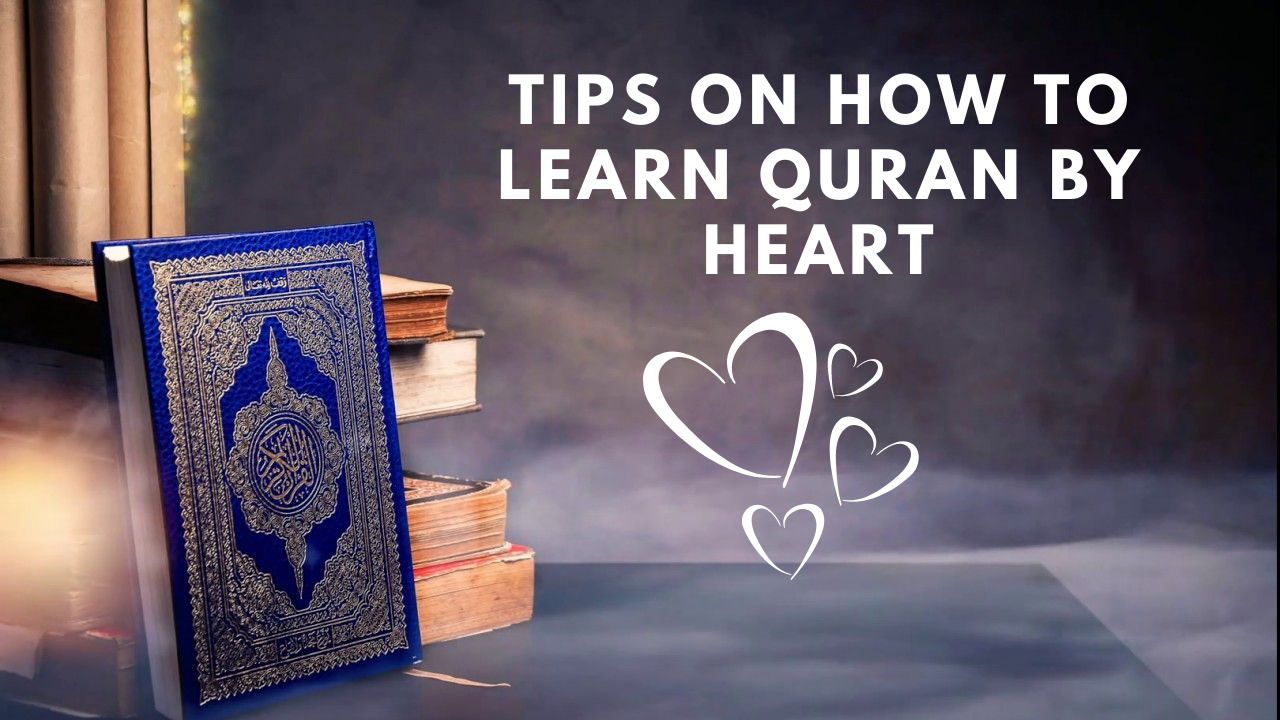 How to learn Quran by Heart